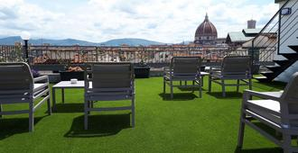 Hotel Cantoria - Флоренция - Спальня