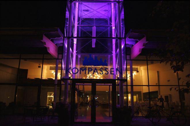 Kompassen - Enköping - Building