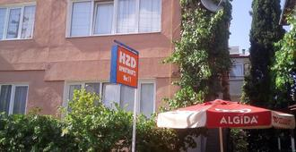 Hzd Hostel - Fethiye - Edificio