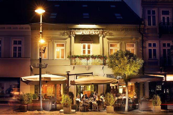 Hotel Ambassador - Košice - Building