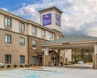 Sleep Inn & Suites - Dayton - Building