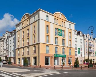 Quality Suites Maisons-Laffitte Paris Ouest - Мезон-Лаффітт - Building
