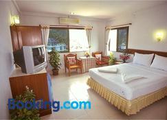 J Mansion - Ao Nang - Bedroom