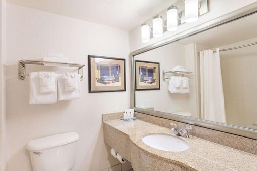 Wingate by Wyndham Charlotte Speedway/Concord - Concord - Bagno