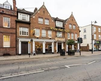The White Hart Newmarket by Marston's Inns - Newmarket - Building