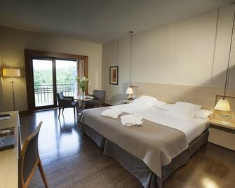 Hotel Spa Attica 21 Villalba - Vilalba - Спальня