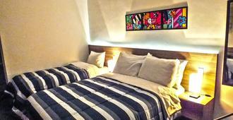 BH Studio - סאו פאולו - חדר שינה