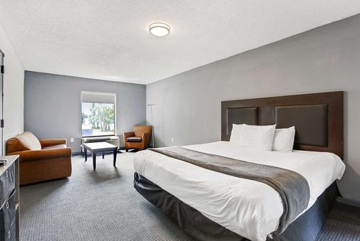 Ramada by Wyndham New Orleans - New Orleans - Bedroom