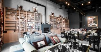 Mob Hotel Lyon Confluence - Lyon - Lounge