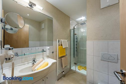 Aparthotel Alpendiamant Serfaus - Serfaus - Bathroom