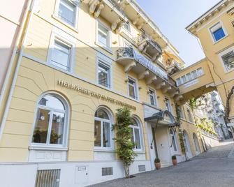 Heliopark Bad Hotel Zum Hirsch - Baden-Baden - Building