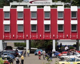 Hotel Motodrom - Hockenheim - Gebäude