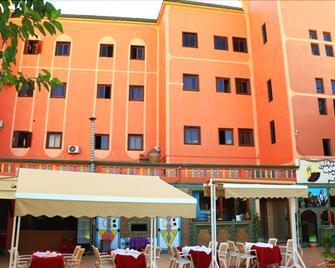 Hotel Espace Tifawine - Tafraout - Building