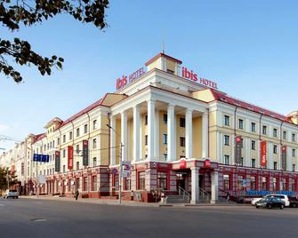 Отель Ibis Сибирь-Омск - Омск - Здание