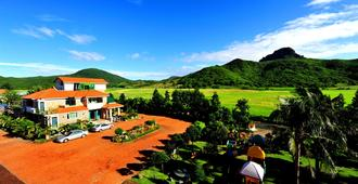 Kenting Maya-House B&B - Hengchun - מגרש גולף