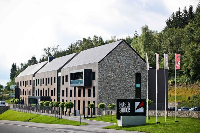Hotel de la Source - Stavelot - Building