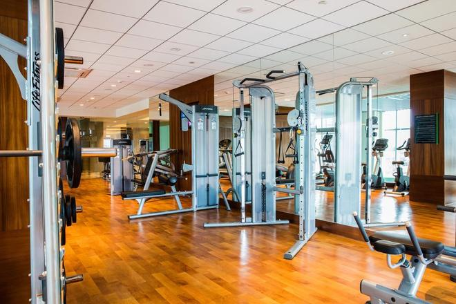 Oakwood Residence Kapil Hyderabad - Hyderabad - Gym