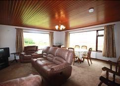 Seamount, Roundstone - Roundstone - Living room