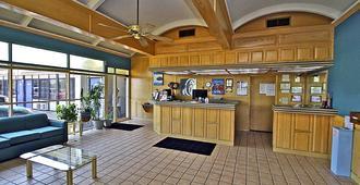 Motel 6 Sallisaw - Sallisaw - Lobby