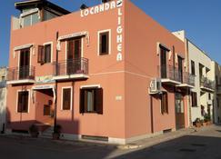 Locanda Lighea - San Vito Lo Capo - Κτίριο