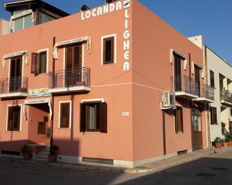 Locanda Lighea - San Vito Lo Capo - Toà nhà