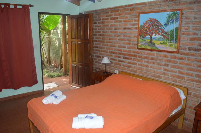 Hotel Yvy Pyta - San Ignacio - Bedroom