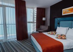 Tangerine Apart Hotel Batumi - Батумі - Спальня