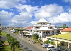 Tran Elite Hotel Apartments - Paramaribo - Building