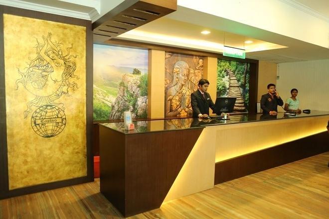 Casino Hotel - Thrissur - Front desk