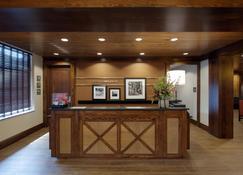 Hampton Inn & Suites- Lake Placid, NY - Lake Placid - Recepción