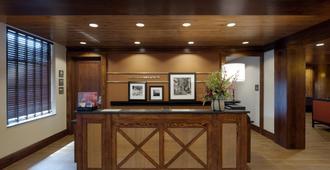 Hampton Inn & Suites- Lake Placid, NY - Lake Placid - Resepsjon
