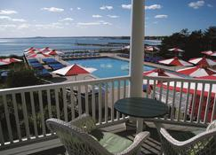 The Colony Hotel - Kennebunkport - Balkon
