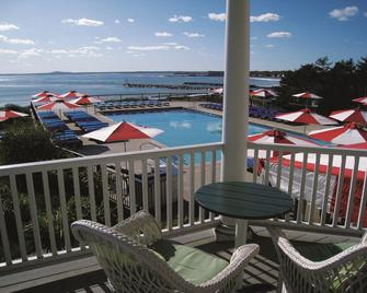 The Colony Hotel - Kennebunkport - Балкон