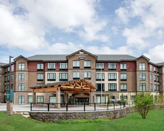 Homewood Suites by Hilton Steamboat Springs - Steamboat Springs - Gebouw