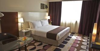 Kingsgate Hotel Abu Dhabi - Abu Dhabi - Bedroom