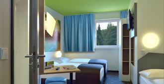 B&B Hotel Hamburg-Wandsbek - Hamborg - Soveværelse