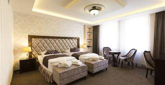 Hotel Dvorana - Karlsbad - Soverom