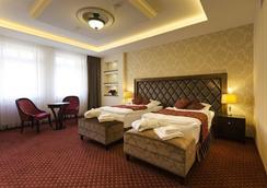 Hotel Dvorana - Κάρλοβυ Βάρυ - Κρεβατοκάμαρα