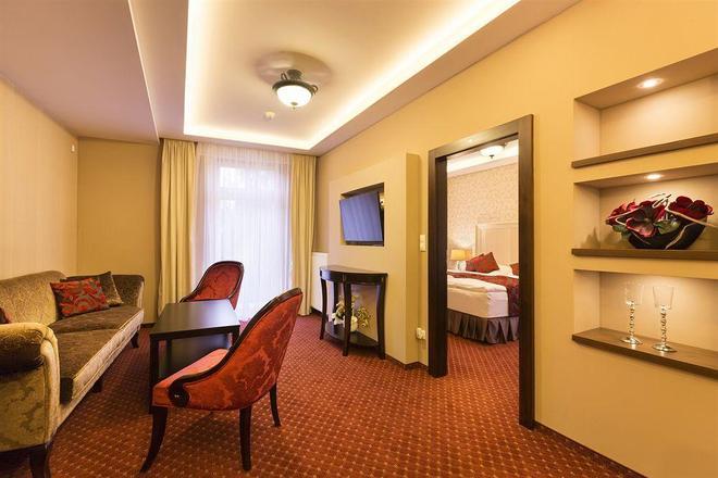 Hotel Dvorana - Κάρλοβυ Βάρυ - Σαλόνι