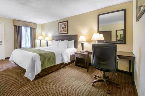 Quality Inn Daytona Speedway I-95 - Daytona Beach - Phòng ngủ
