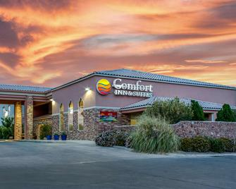 Comfort Inn & Suites - Truth or Consequences - Gebouw