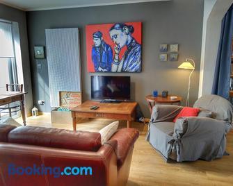 The White Door - Aalst - Living room
