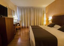 老安道爾魔術酒店 - 安道爾城 - 安道爾城 - 臥室