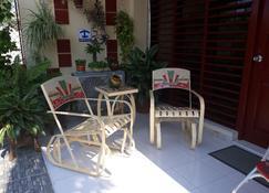 Belisa Rent Room - Varadero - Patio