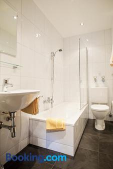 Alphotel Mittersill - Mittersill - Bathroom