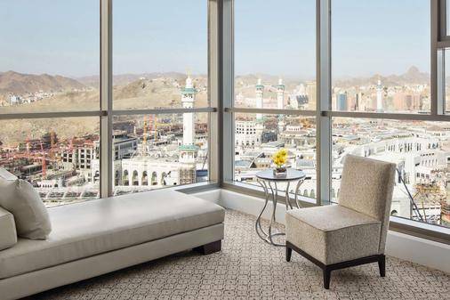 Jabal Omar Hyatt Regency Makkah - Мекка - Балкон