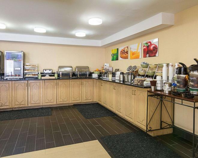 Quality Inn Richmond Airport - Sandston - Μπουφές