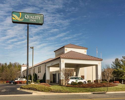 Quality Inn Richmond Airport - Sandston - Building