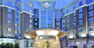 Homewood Suites by Hilton Nashville Vanderbilt, TN - Nashville - Building