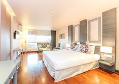 薩森酒店 - 曼谷 - 曼谷 - 臥室